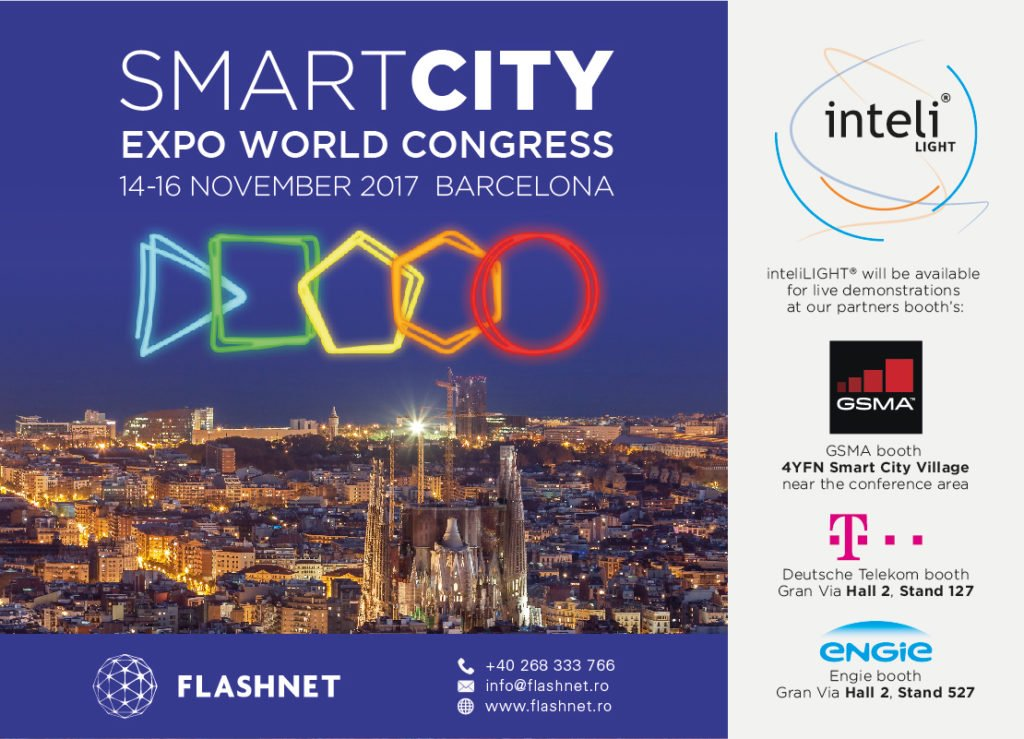 Terabee Sensors Modules Terabee presents smart sensors for Smart Cities at Smart City Expo, Barcelona November 2017!
