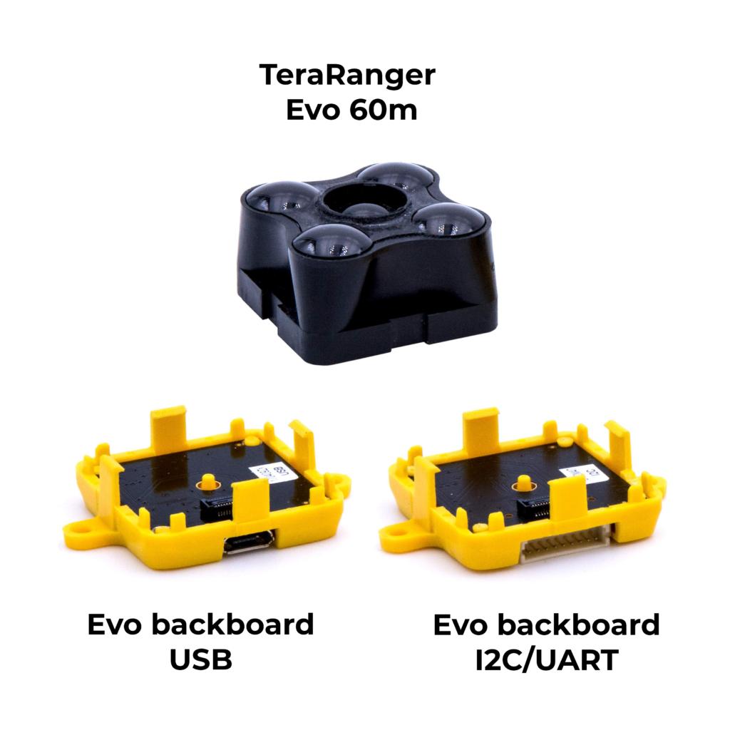1 Evo 60m Evaluation Kit Long Range Distance Sensor