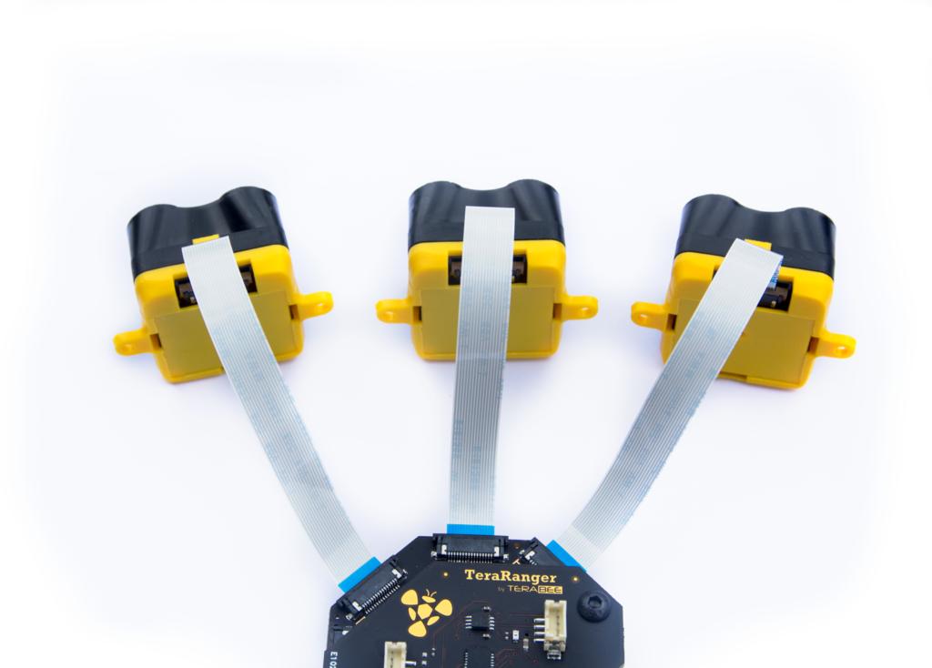 Teraranger Hub Evo Multi Sensors Tof
