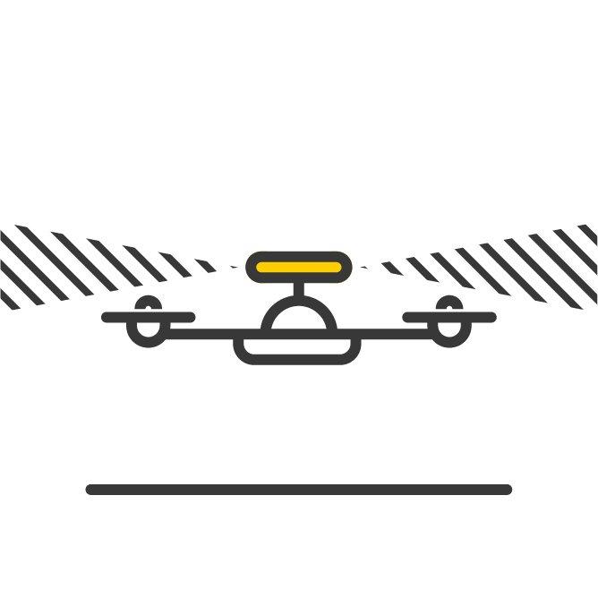 Terabee Icons Presition Drone Anti Collision