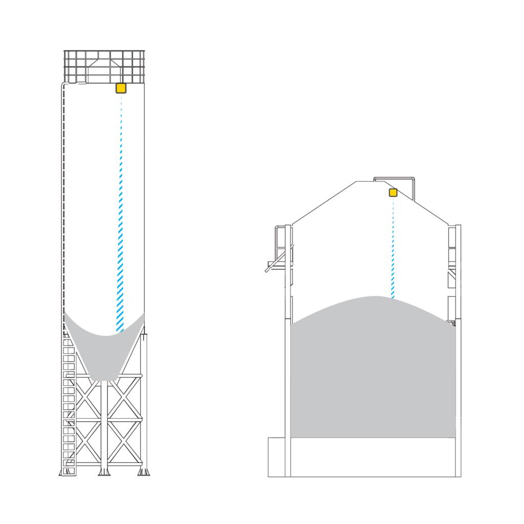 Cement Silo Stock Monitoring