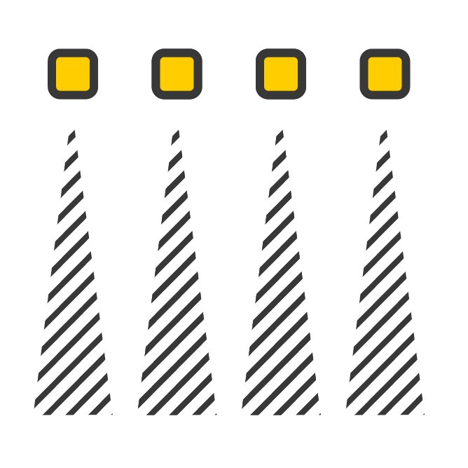 Terabee Icons Virtual Light Barriers