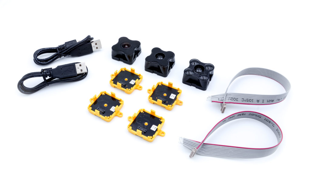 Time Of Flight Sensor Evaluation Kit