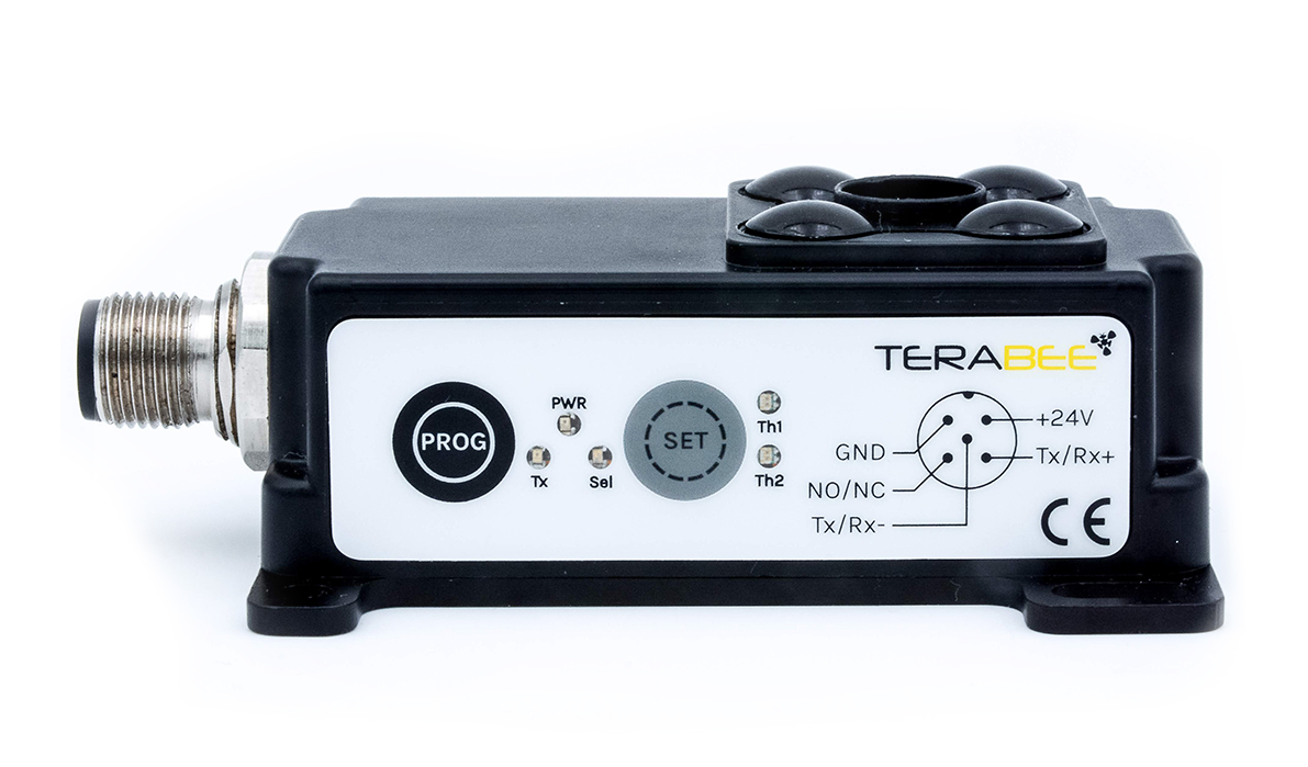 Ind Tof 1 Industrial Sensor Operation
