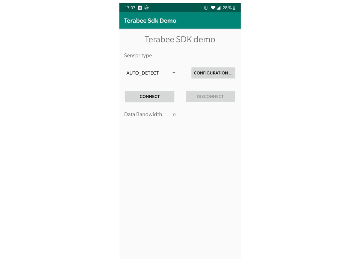 Screenshoot Sdk With White Borders