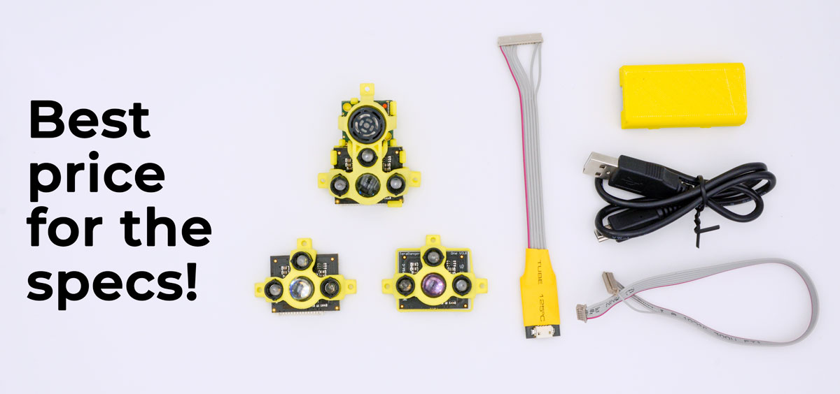 Terabee Sensors Modules New price for TeraRanger One and Duo distance measurement sensors
