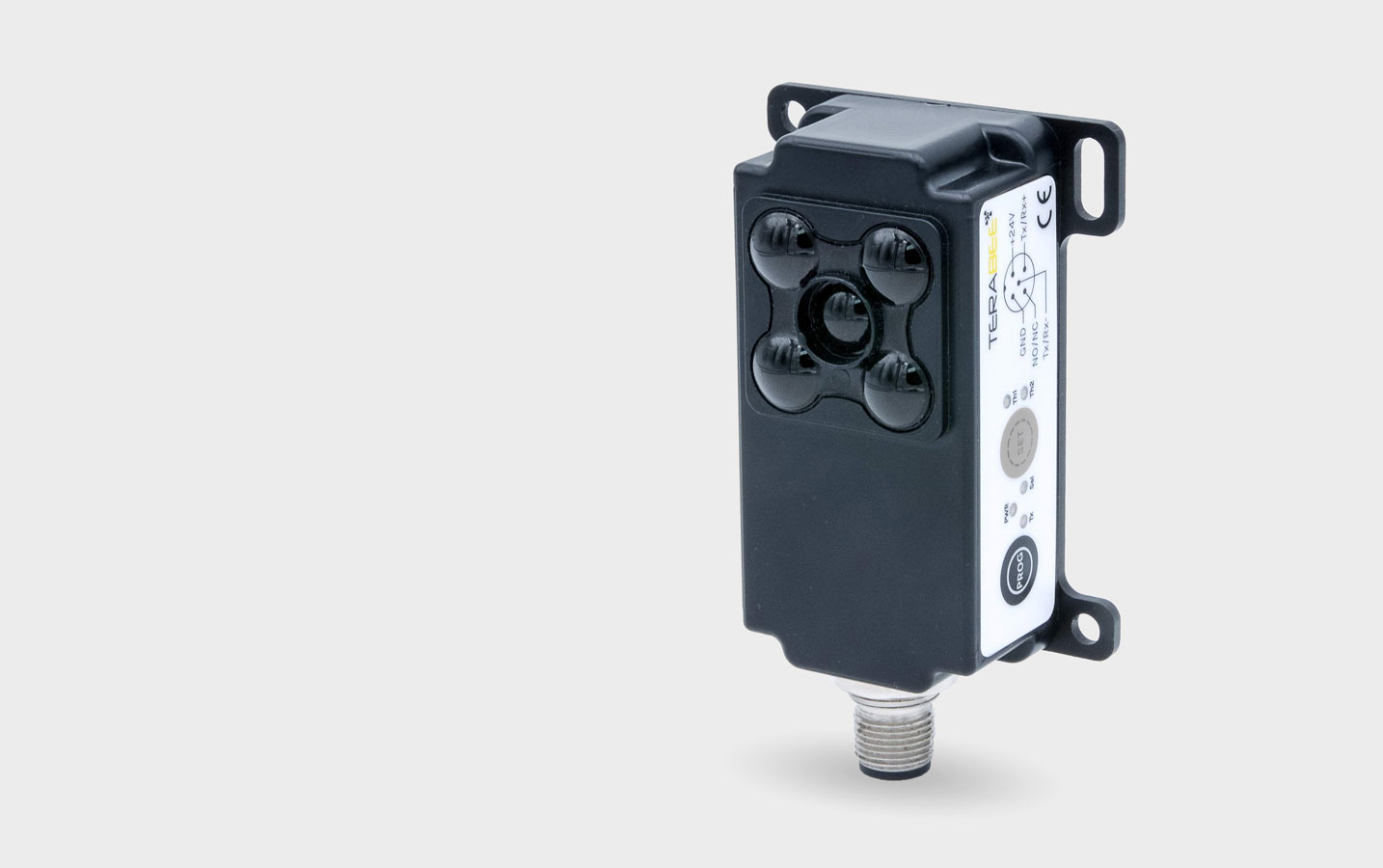 Terabee Sensors Modules Terabee launch their first industrial-grade smart distance sensor
