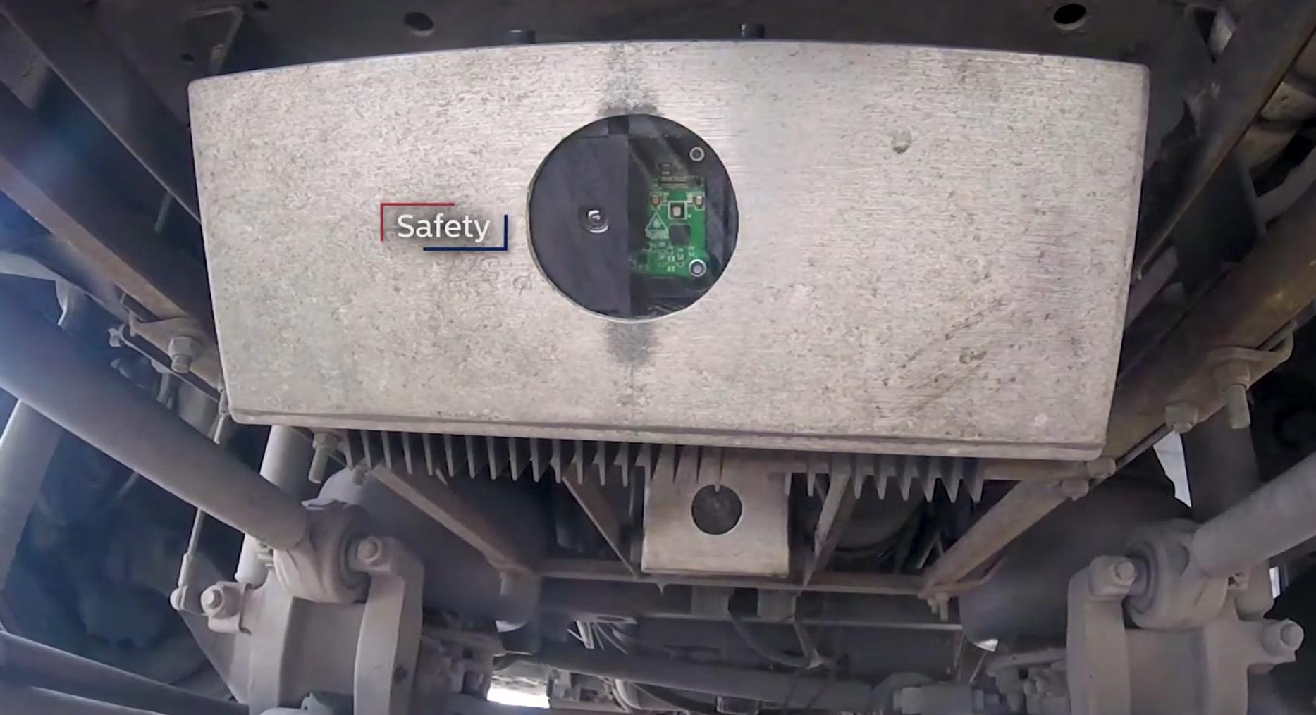 3d Camera Road Monitoring